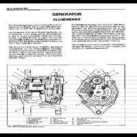 Problem Lichtmaschine Erregerspannung Ersatzteilversand - Reparatur