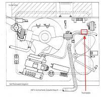 Turbo Geschirrspüler Miele G590SC kein Wasserzulauf - Reparatur QS89