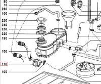 explosionszeichnung miele geschirrsp ler dekoration bild idee. Black Bedroom Furniture Sets. Home Design Ideas