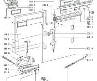 geschirrsp ler bauknecht gsi 3342 s reparatur. Black Bedroom Furniture Sets. Home Design Ideas