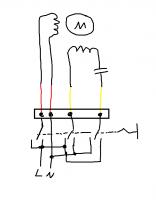 1phasiger drehrichtungsschalter bei wemas drehmaschine. Black Bedroom Furniture Sets. Home Design Ideas