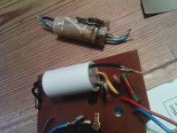 Mixer Braun Km 32 Km 32 Entstorkondensator Defekt 2 Reparatur