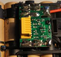 Gut gemocht Makita BL 1830 Li-Ionen Akku Fehlerspeicher Microcontroll DM22