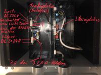 9 siemens dunstabzugshaube wand esse led beleuchtung defekt reparatur