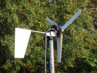 Windgenerator Mit Lichtmaschine Gebaut Ersatzteilversand Reparatur