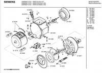 waschmaschine siemens siwamat 9123 wp 91231 reparatur. Black Bedroom Furniture Sets. Home Design Ideas