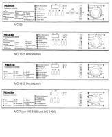 waschmaschine miele ws5426 mc13 reparatur. Black Bedroom Furniture Sets. Home Design Ideas