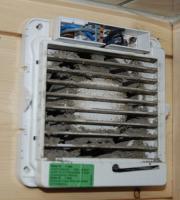 problem mit abluftventilator im bad - schmauchspuren und geräusche, Badezimmer