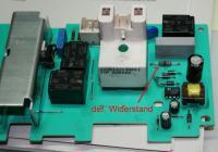 waschmaschine siemens wxlm124s steuerrung platine defekt reparatur. Black Bedroom Furniture Sets. Home Design Ideas